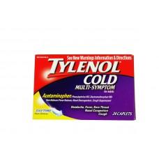 Tylenol Cold Multi-Symtom Acetaminophen
