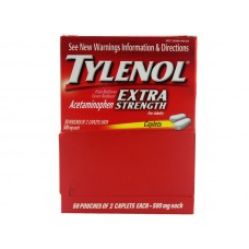 Tylenol Extra Srength Pouches