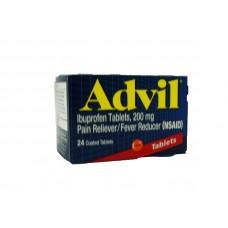 Advil Regular 200mg Tablets