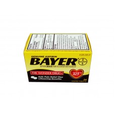Bayer Aspirin 325 Mg.