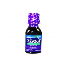Zzzquil Nighttime Sleep Aid Liquid