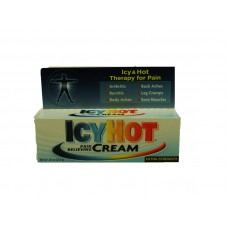Icy Hot Cream Pain Relieving