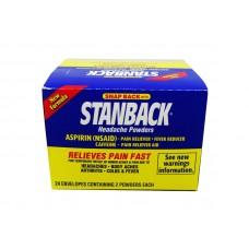 Stanback headaches Powders
