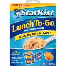 StarKist Lunch To Go Chunk Albacore Tuna