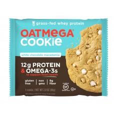 OATMEGA WHITE CHOCOLATE MACADAMIA Cookie - 12 ct