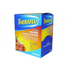 Theraflu DayTime Severe Cold & cough 20 Packets