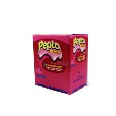 Pepto Bismol 5 Symptom Relief Caplet Pouches