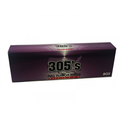 305`S Full Flavour Kings Box