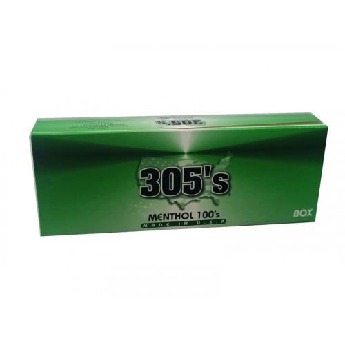 305`S Menthol 100'S Box