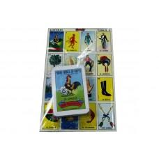 Mexican Loteria Tablas & Cards