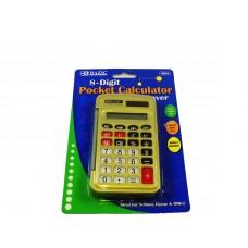 Bazic Calculator 8 Digit Pocket Size