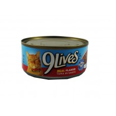 9 Lives Tuna Select Can