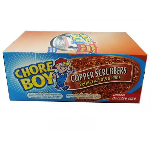 Chore Boy Pure Copper Scrubbers