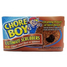 Chore Boy Ultimate Scrubbers Copper