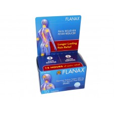 Flanax PAIN Reliver Tablets 10 ct