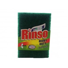 Rinso Scour Pads Heavy Duty