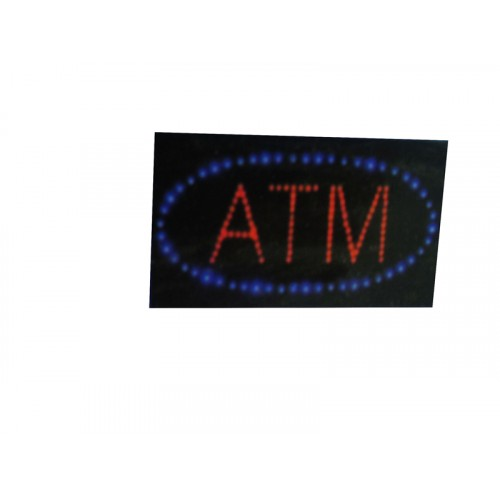 Atm Led Sign Small