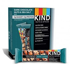 Kind Dark Chocolate Nuts & Sea Salt 6grams Protein