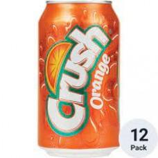 Crush Orange Can 12oz