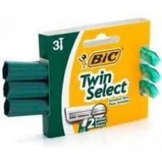 Bic Twin Select 2 Blades