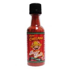 Don Chelada Beer Salt Bottles 50g - Spicy
