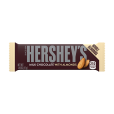 Hersheys Milk Chocolate with Almond