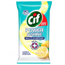 CIF Large Wipes Citrus Fresh