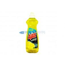 Ajax Dishwashing Liquid Lemon