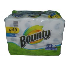 Bounty Paper Towel Tissues Roll