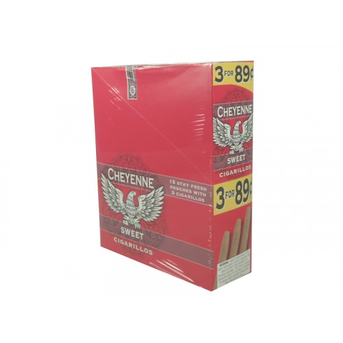 Cheyenne Cigarillos Sweet 3/.89