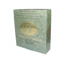 Job Organic Hemp Slim Cigarette Paper
