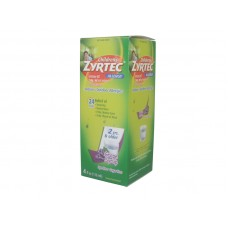 Zyrtec Childrens Allergy Dye Free Grape