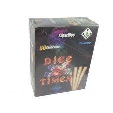 Dice Times Cigarillos Blueberry 4/$0.99