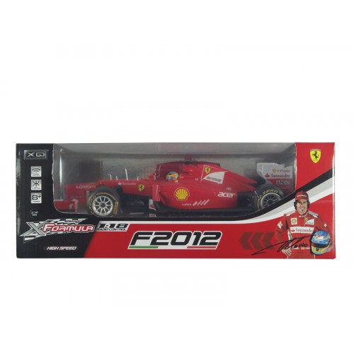 Car Ferrari Radio Control f2012