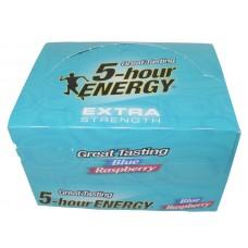 5-Hour Energy Extra Strength Blue Raspberry