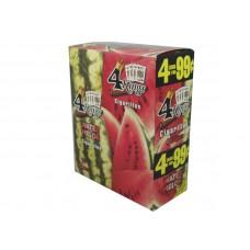 4 Kings Cigarillos Watermelon 4/.99