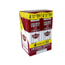 Swisher Sweets Cigars 4 for $1.69
