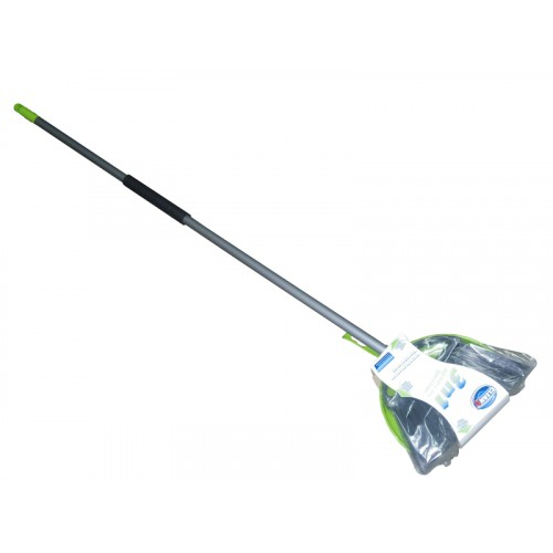 Angle Broom With Dustpan