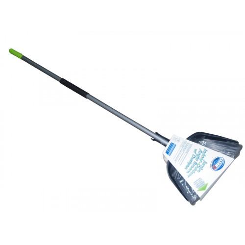 Angle Broom Jumbo In/Outdoor With Dustpan