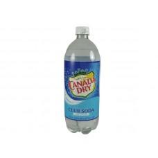 Canada Dry Club Soda 1lt
