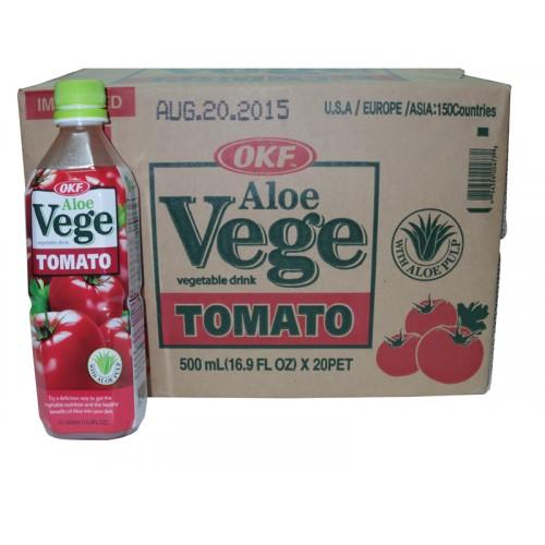 Aloe Vera vege TomatoOKF