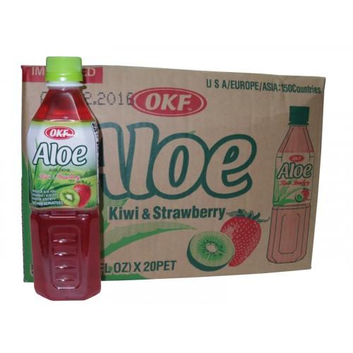 Aloe Vera Kiwi Strawberry OKF