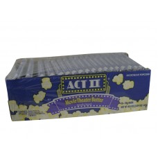 Act II Butter Movie Theater Butter Microwave Popcorn