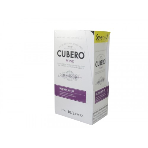 Cubero Wine Blend No. 07