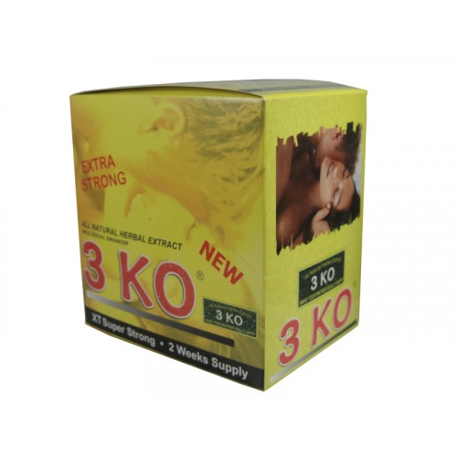 3 KO Solo All Natural 24-1ct