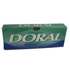 Doral Menthol Gold 100 Box