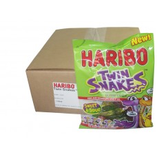 Haribo Twin Snakes Gummi Candy - 1 CT