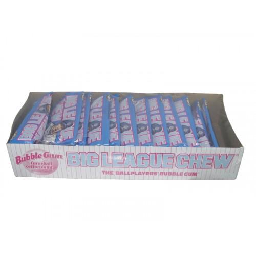 Big League Chew Bubble Gum Cotton Candy