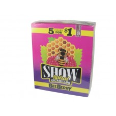 Show Cigarillos Bee Berry 5 for $1