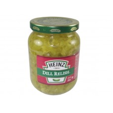 Heinz Dill Relish Bottle